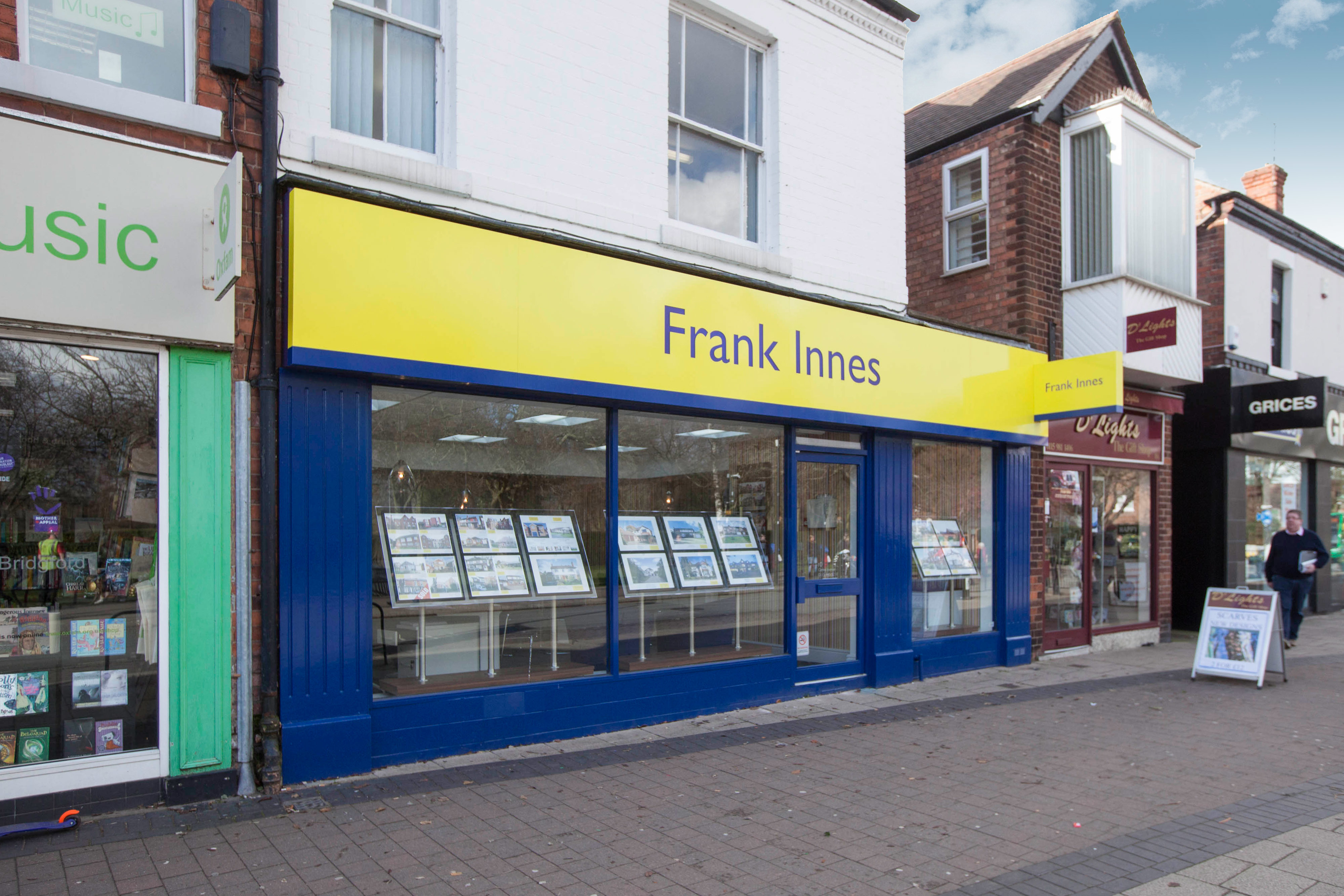 Frank Innes Estate and Letting Agents West Bridgford