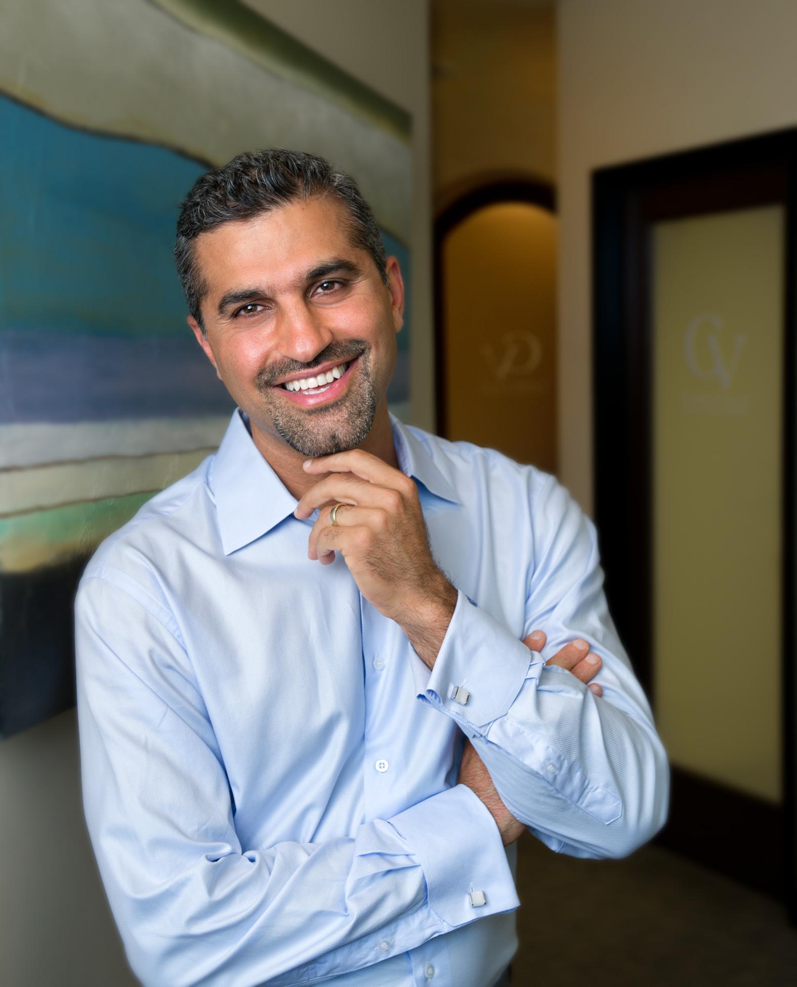 Board certified facial plastic surgeon in San Diego, Amir Karam MD