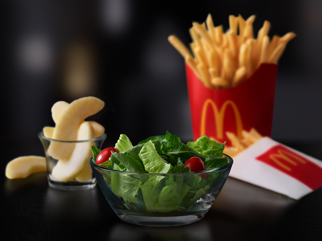 McDonald's Snacks & Sides Menu Items McDonald's Williamsburg (231)938-9725