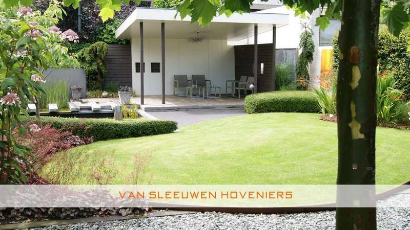 Ongekend Sleeuwen Hoveniers BV Hoveniersbedrijf van in Veghel, Bossteeg 7 A OV-48