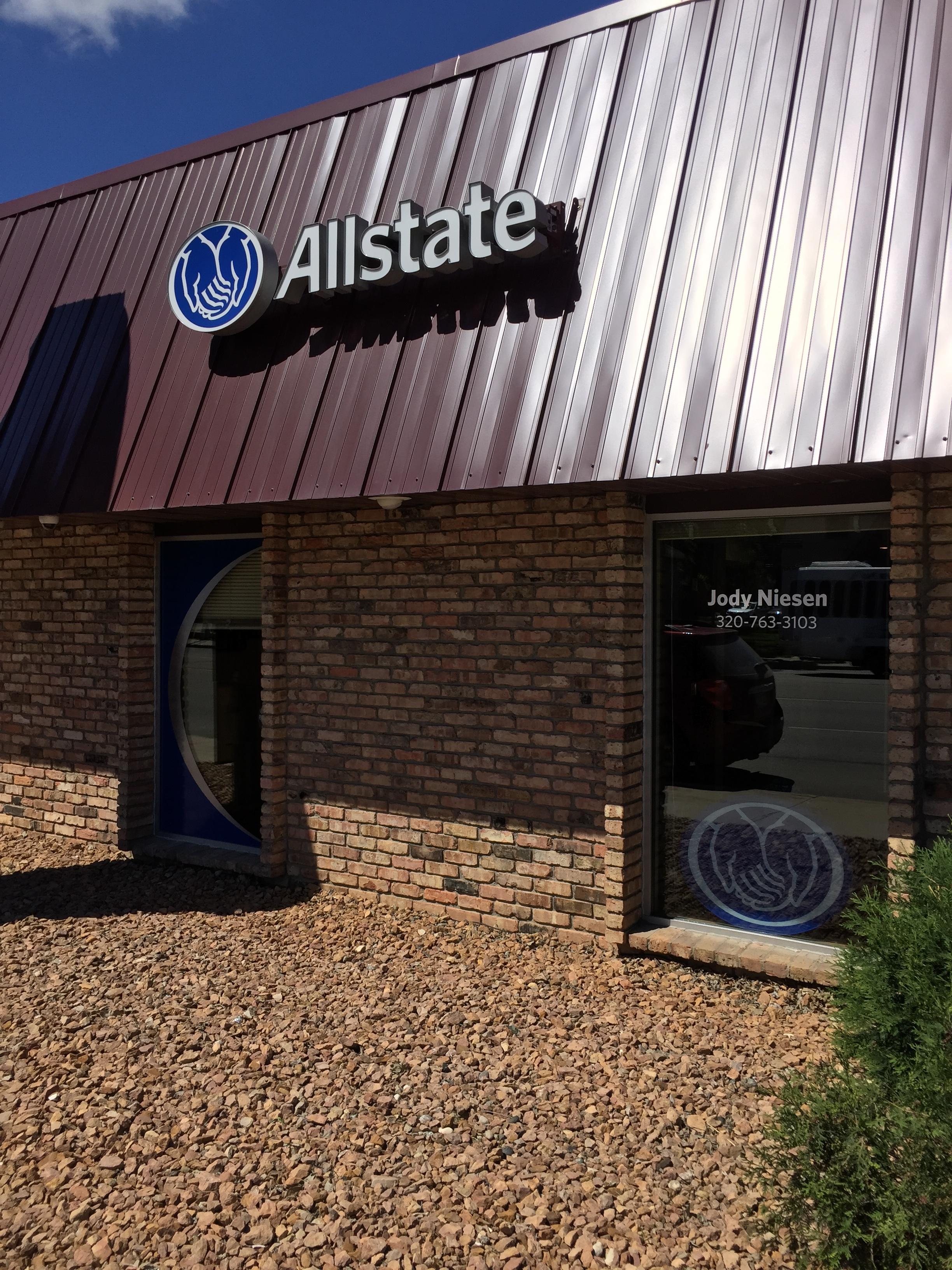 Insurance Agency in MN Alexandria 56308 Allstate Insurance Agent: Jody Niesen 1114 Broadway St Ste 1 (320)763-3103
