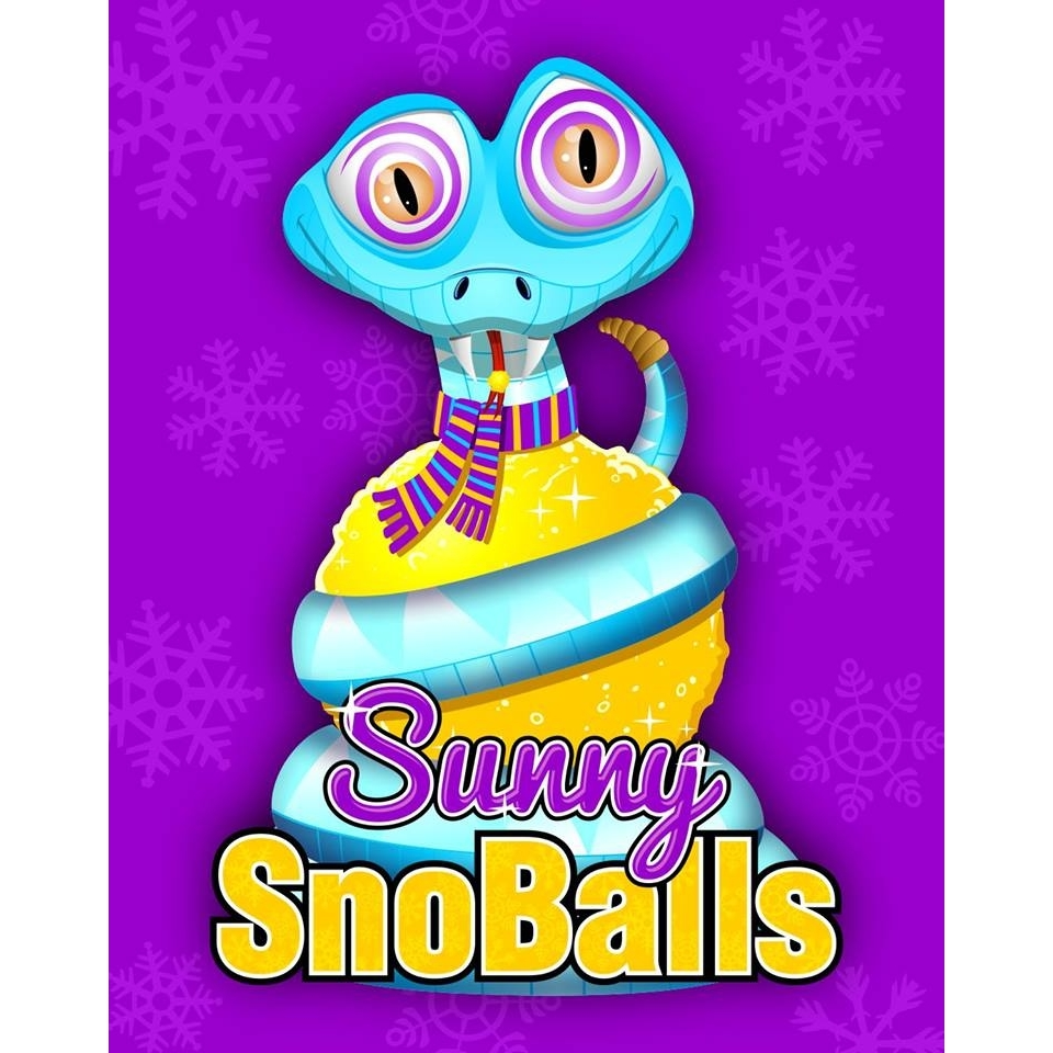 Sunny Snoballs