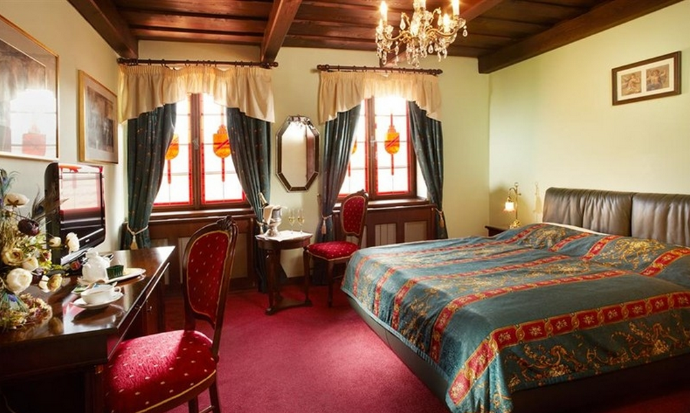 Hotel U Páva