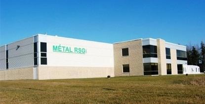 Métal RSG Inc à Mirabel