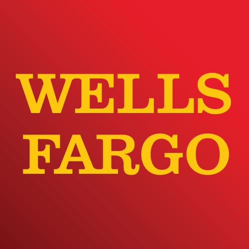Primary square logo for Wells Fargo