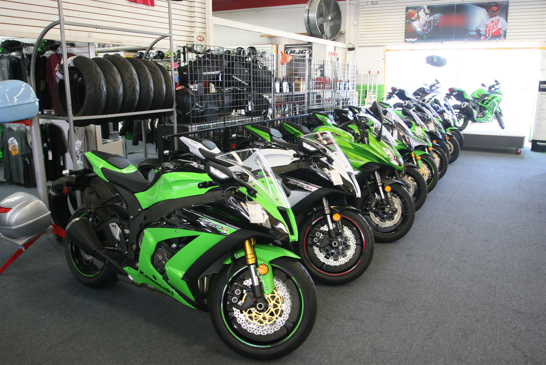 Pacific coast highway powersports in marina del rey ca for Honda dealer santa monica