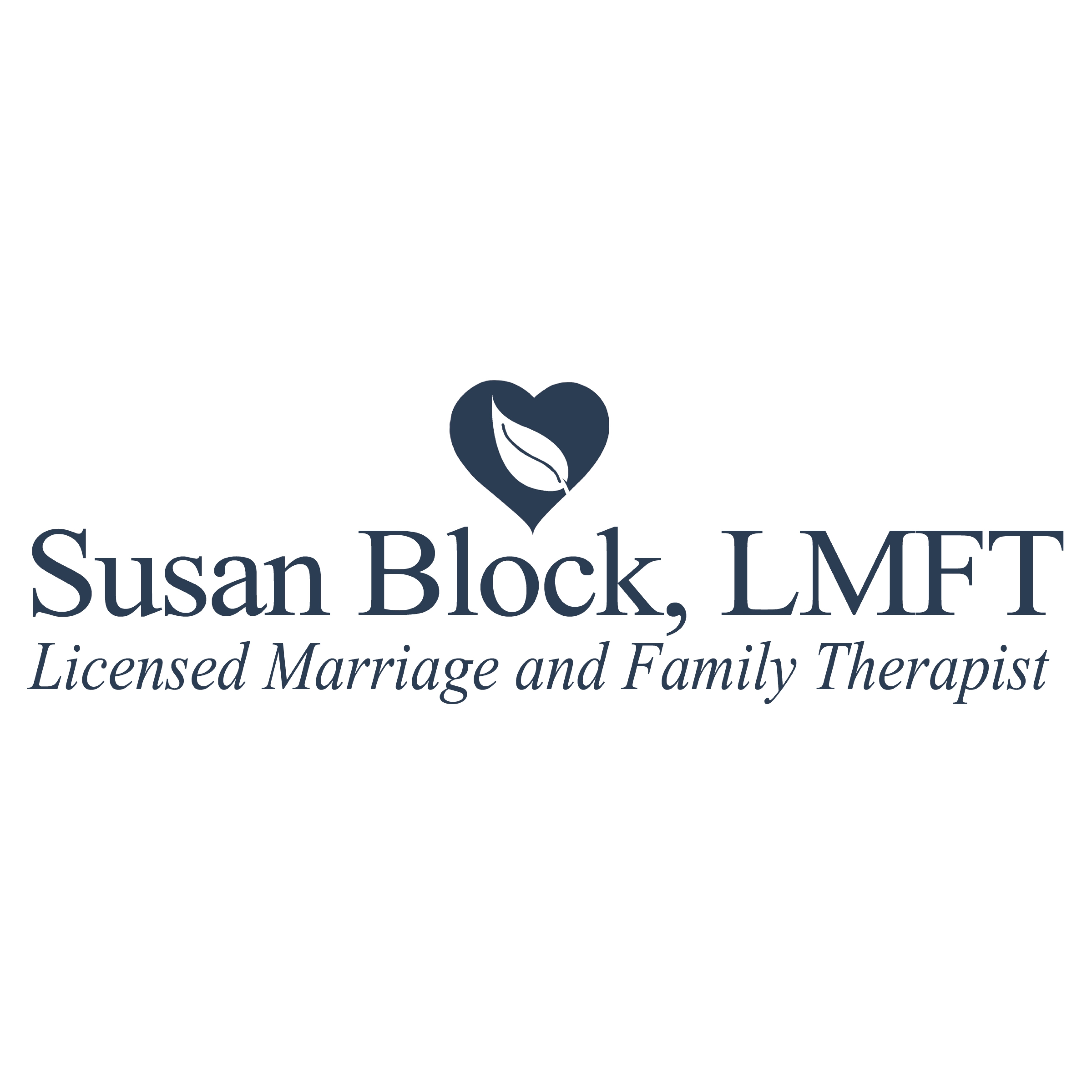 Susan Block LMFT, LLC - Coral Springs, FL - Counseling & Therapy Services