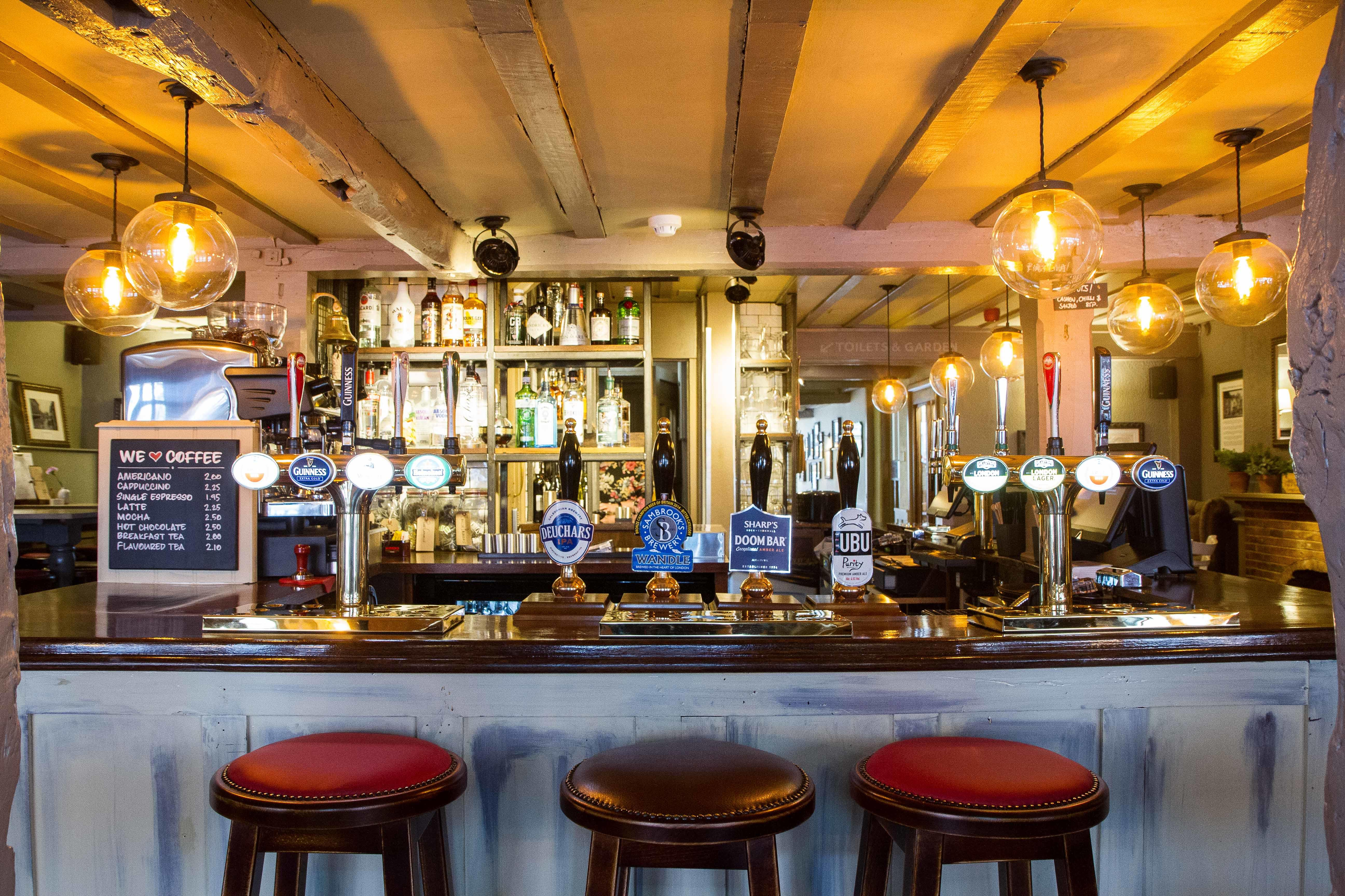 The Elephant And Castle