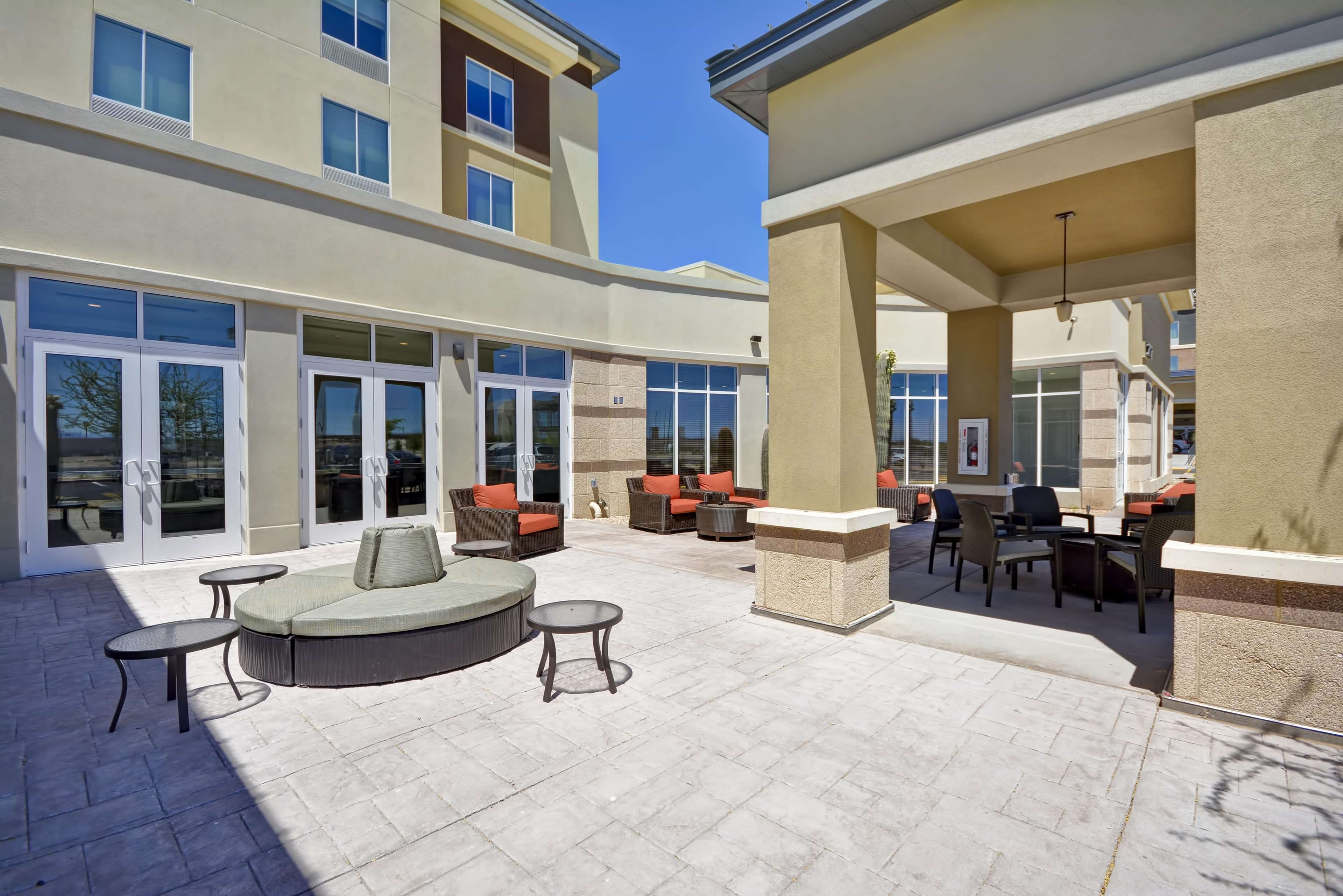 Hilton Garden Inn Phoenix Tempe Asu Area Tempe Arizona Az