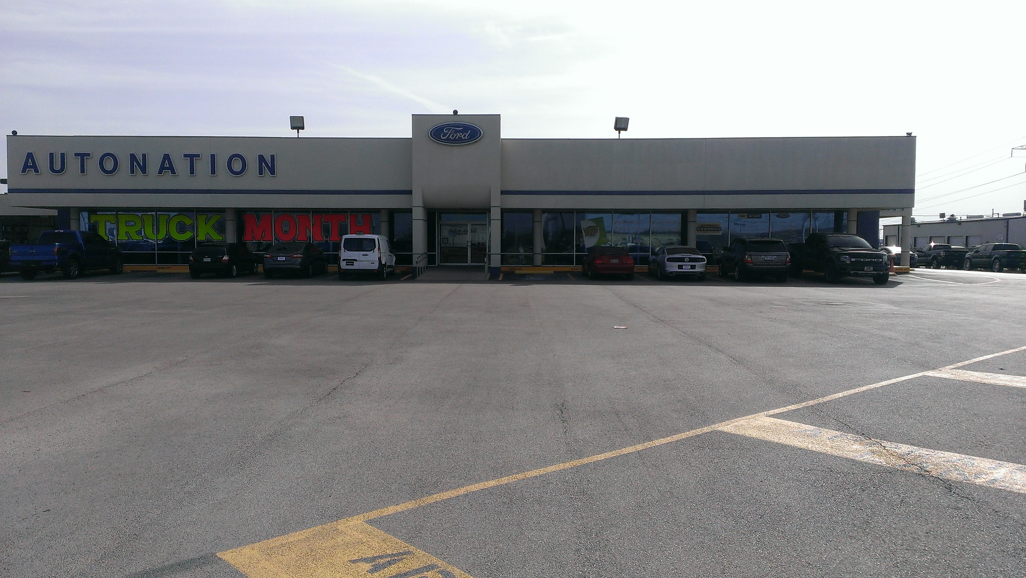 Autonation Ford Fort Worth >> AutoNation Ford Burleson, Burleson Texas (TX) - LocalDatabase.com