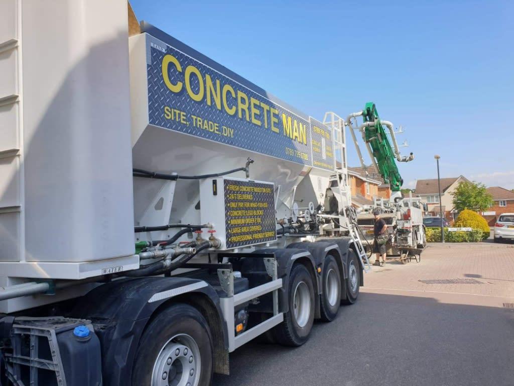 Concrete Man Faringdon 07897 951700