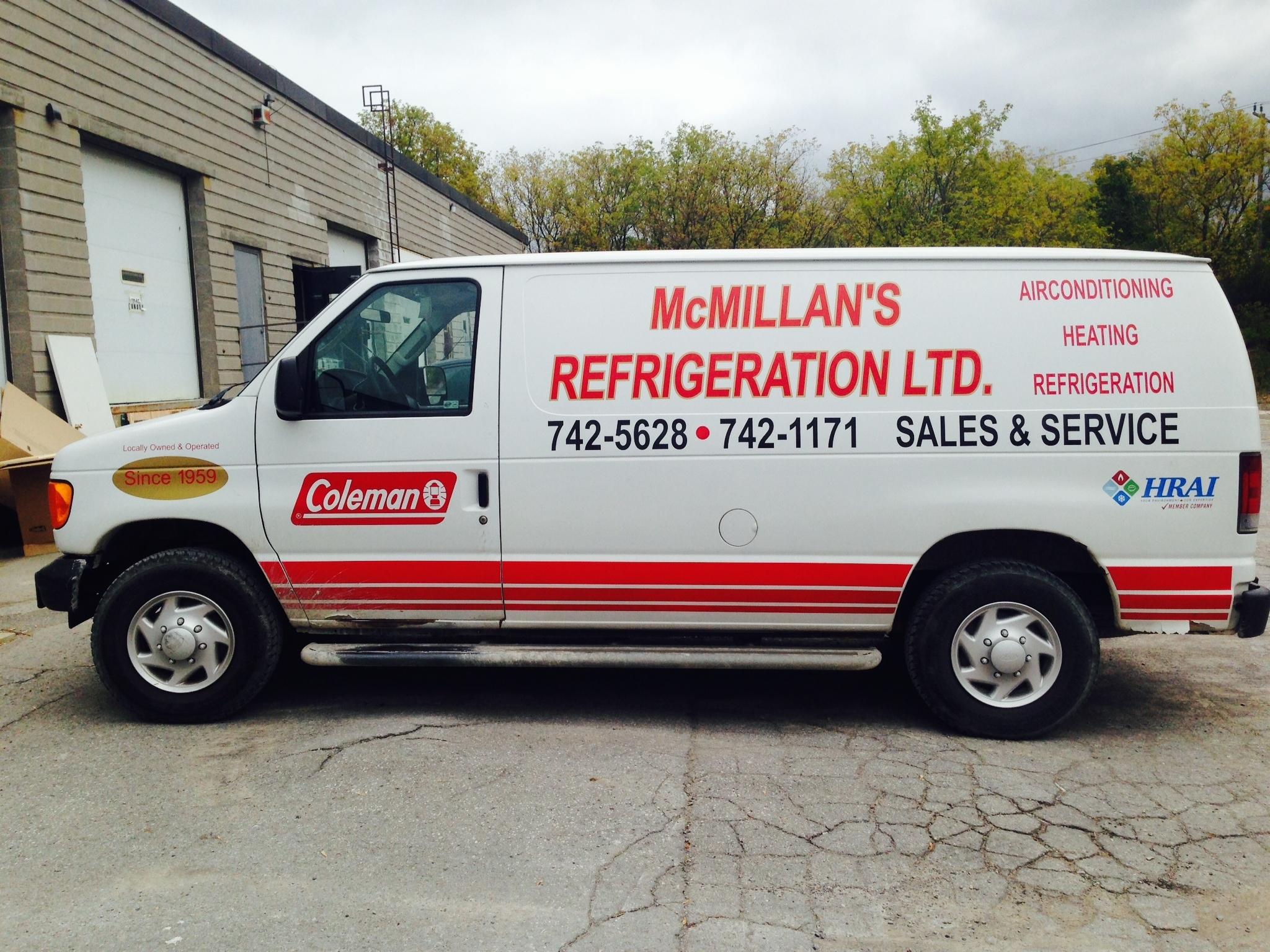 Mcmillan Refgn Sale Services Lmt