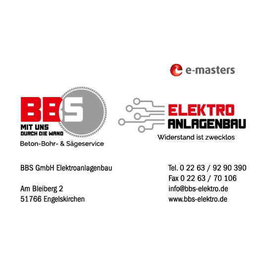 Bild zu BBS GmbH Elektroanlagenbau in Engelskirchen
