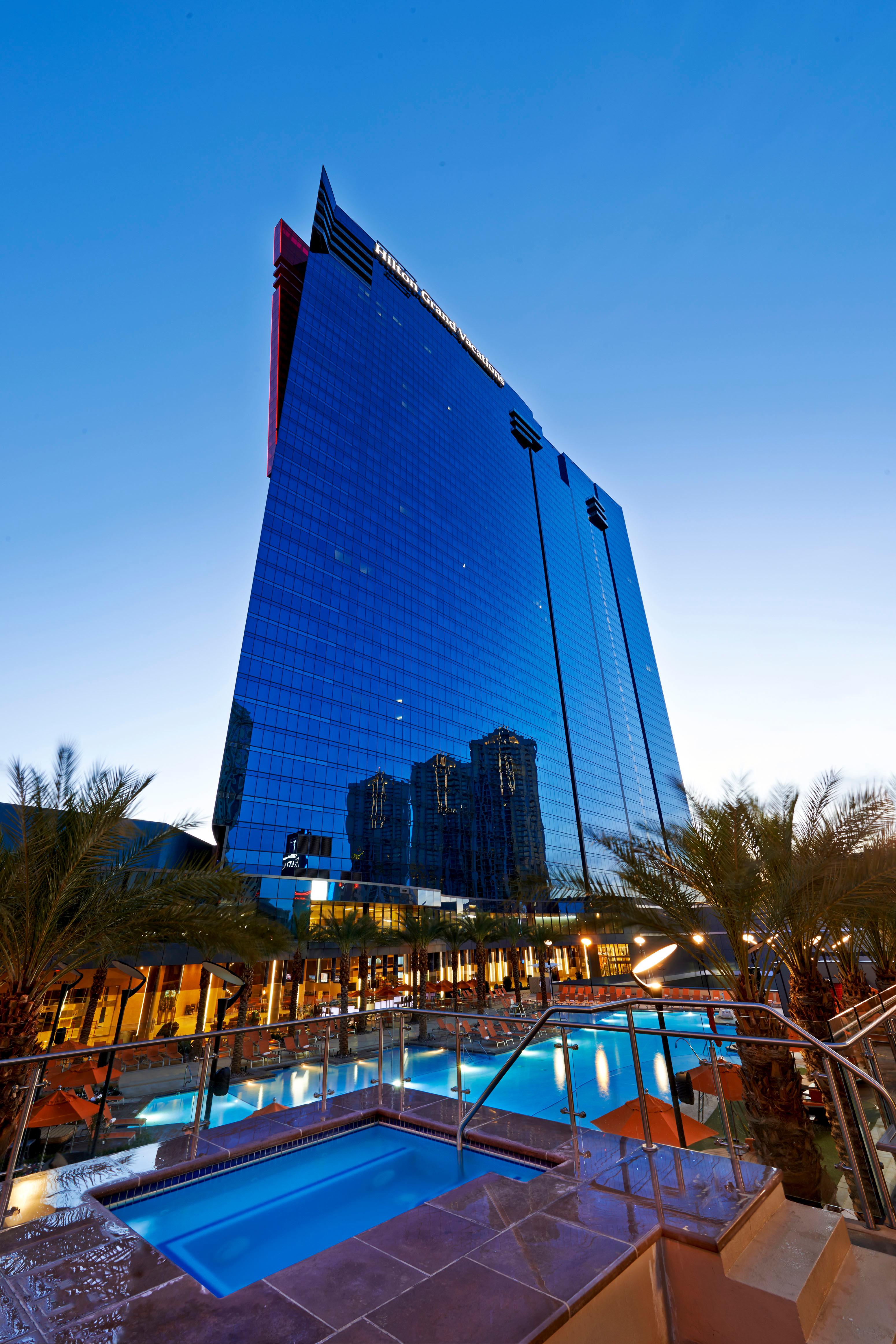 Elara by Hilton Grand Vacations Las Vegas Nevada NV