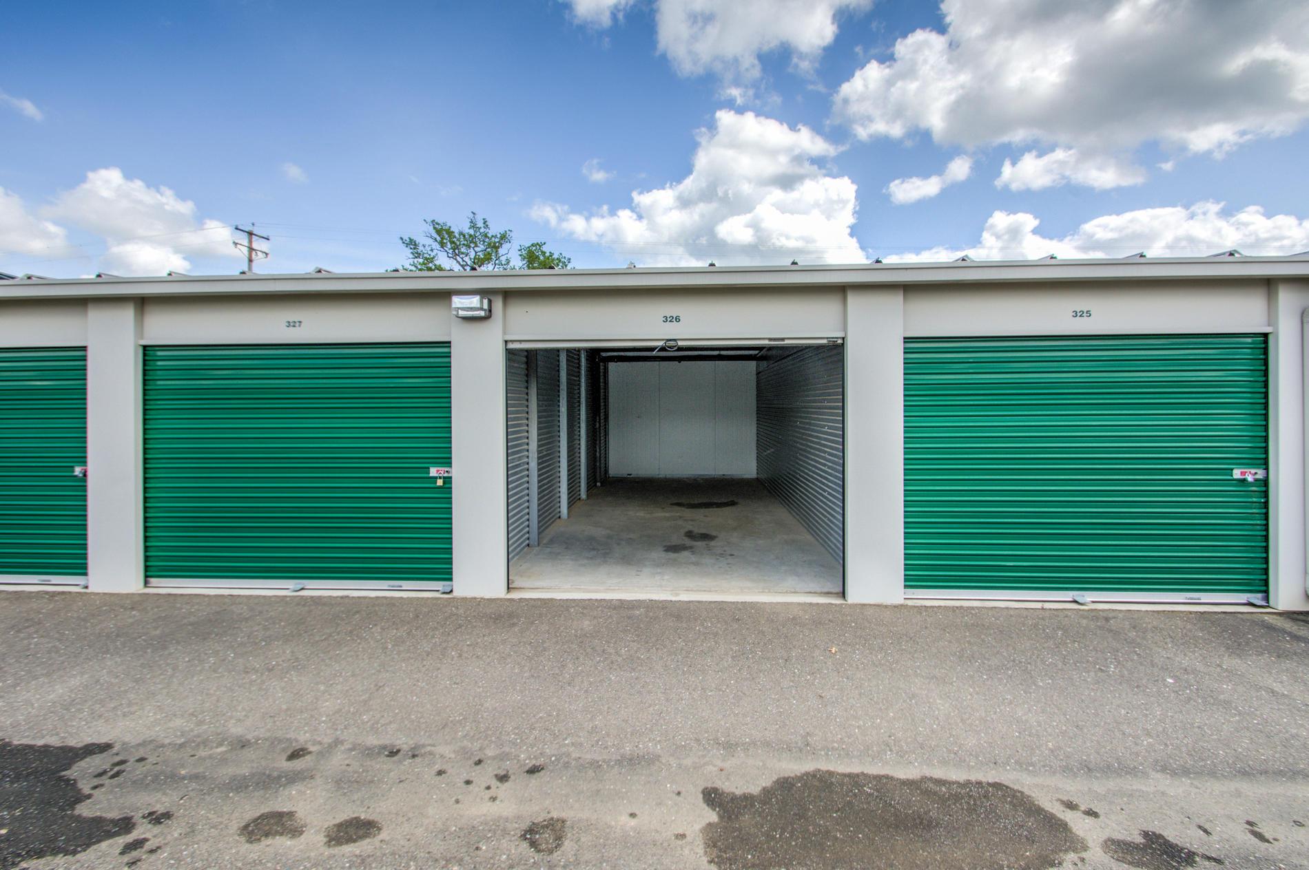 All ground-level easy-access self-storage units. Empire Mini Storage Cloverdale (707)827-9289