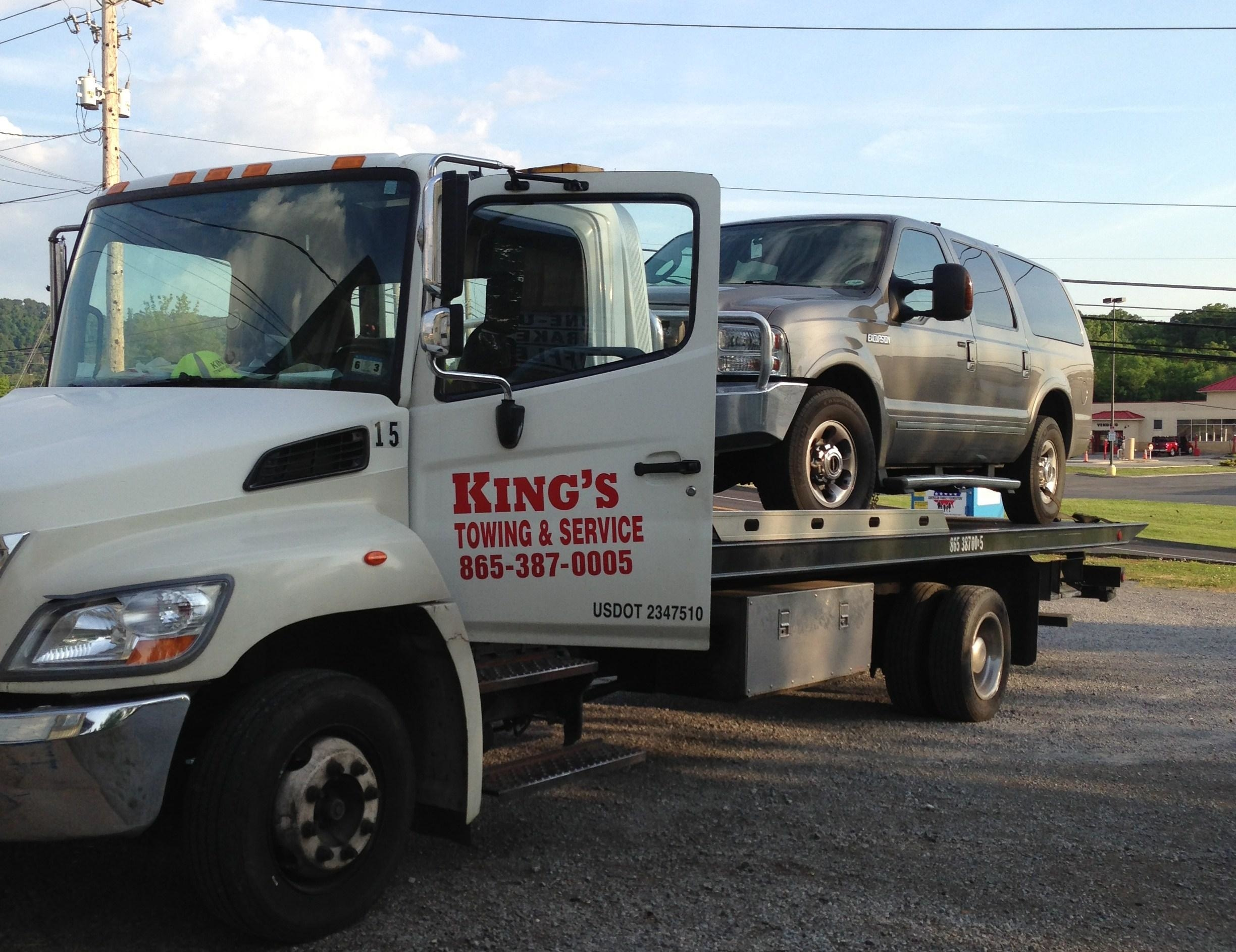 Kings Towing and Service - Knoxville, TN -