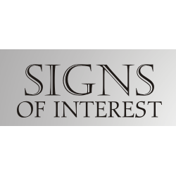 Signs Of Interest
