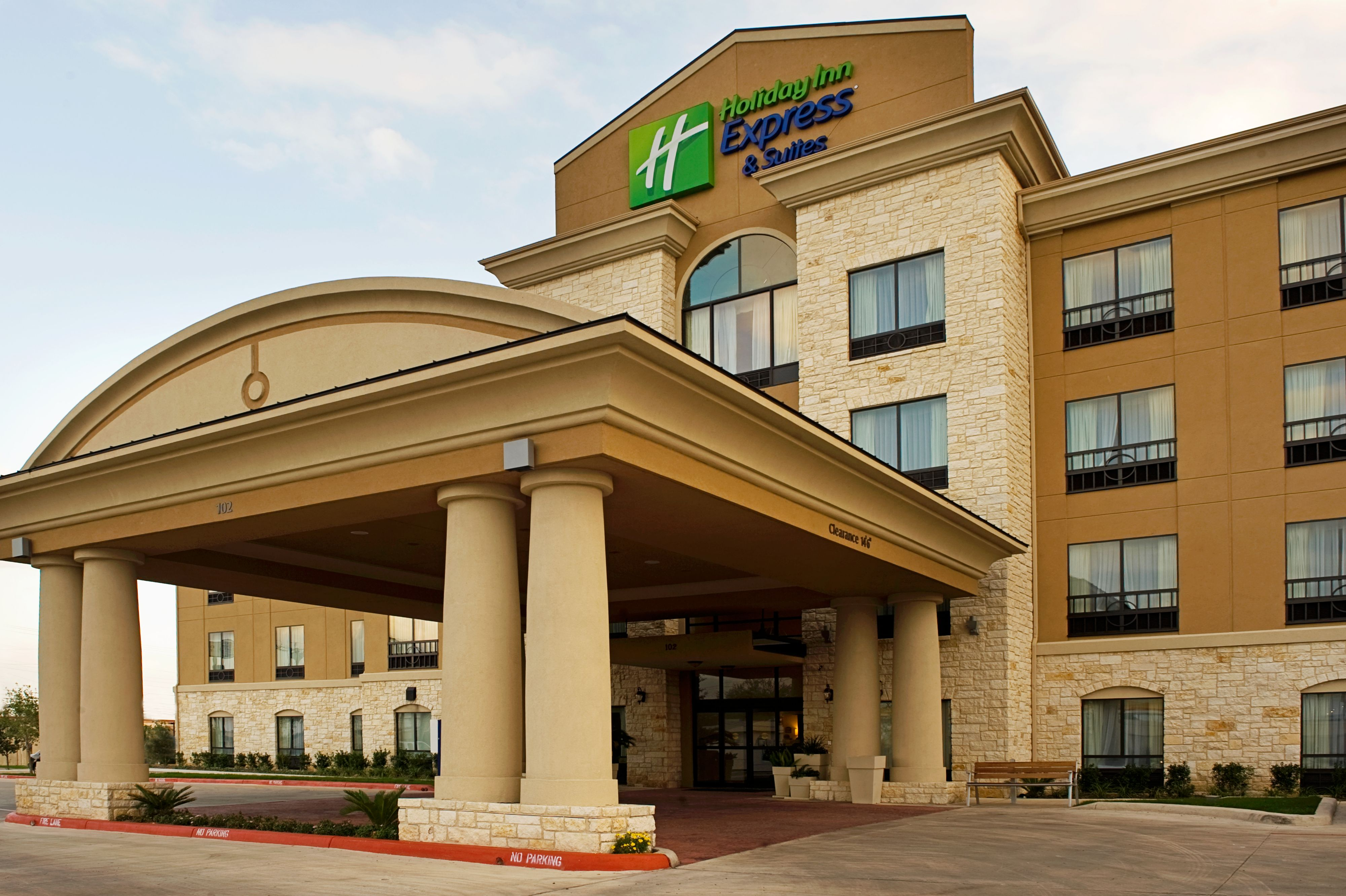 Holiday Inn Express San Antonio N