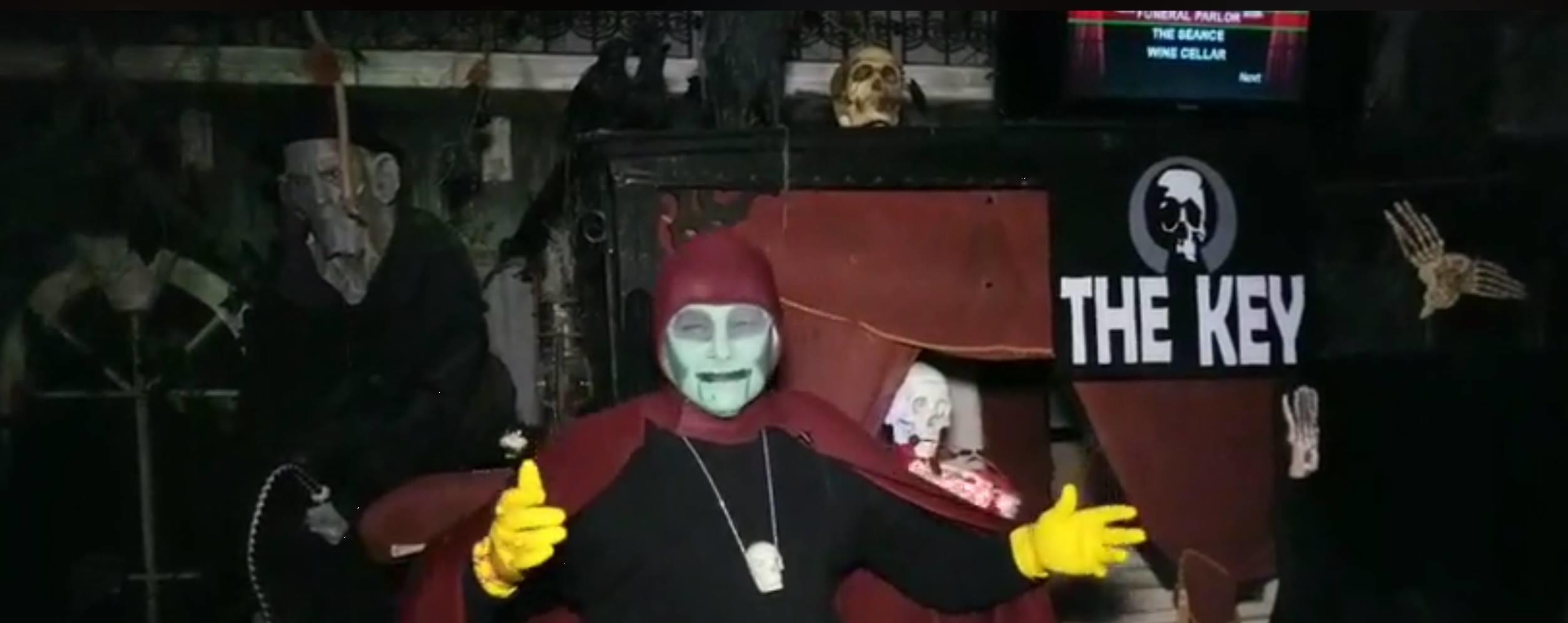 The Key Haunted Escape Room Reviews