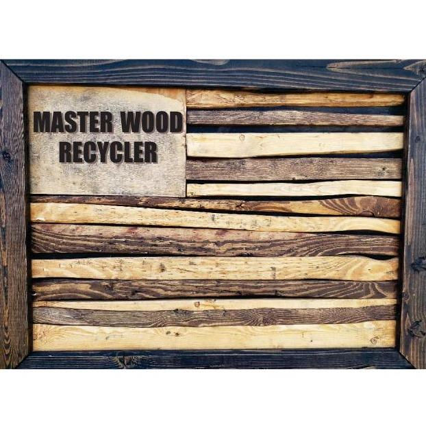 Master Wood Recycler