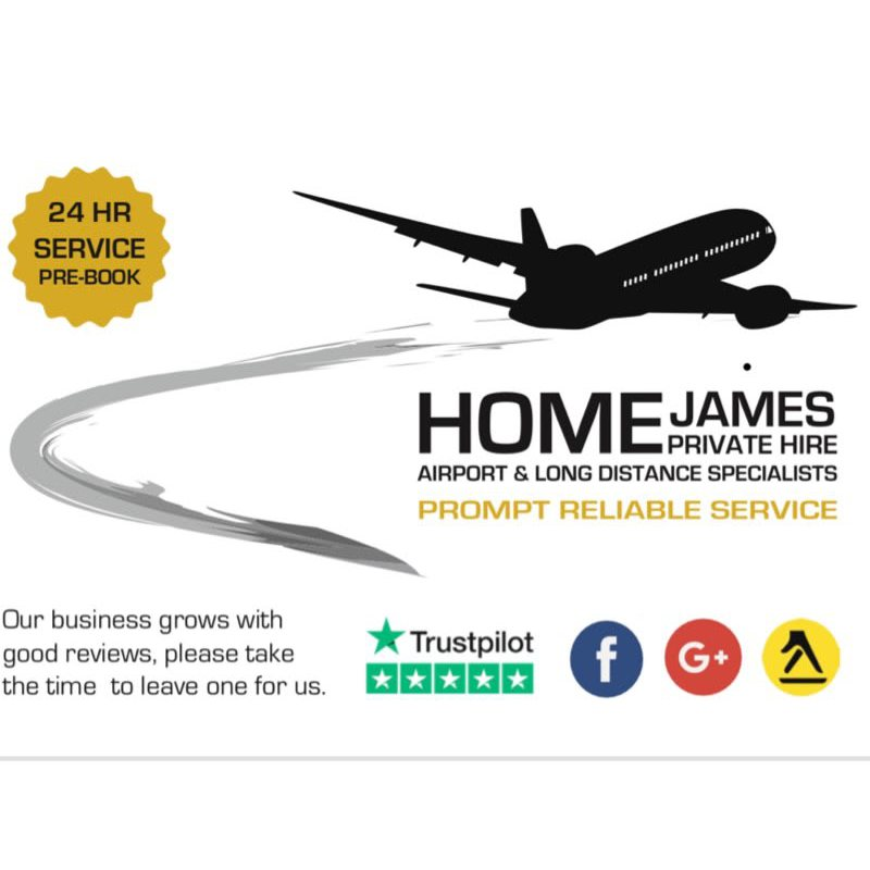 Home James Private Hire (Rugby) Ltd - Rugby, Warwickshire CV21 3JR - 07779 553333 | ShowMeLocal.com