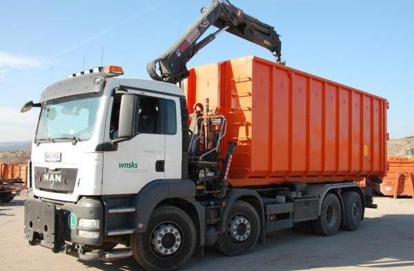 Abfallbehandlungsanlage Wiener Neustadt - WNSKS GmbH