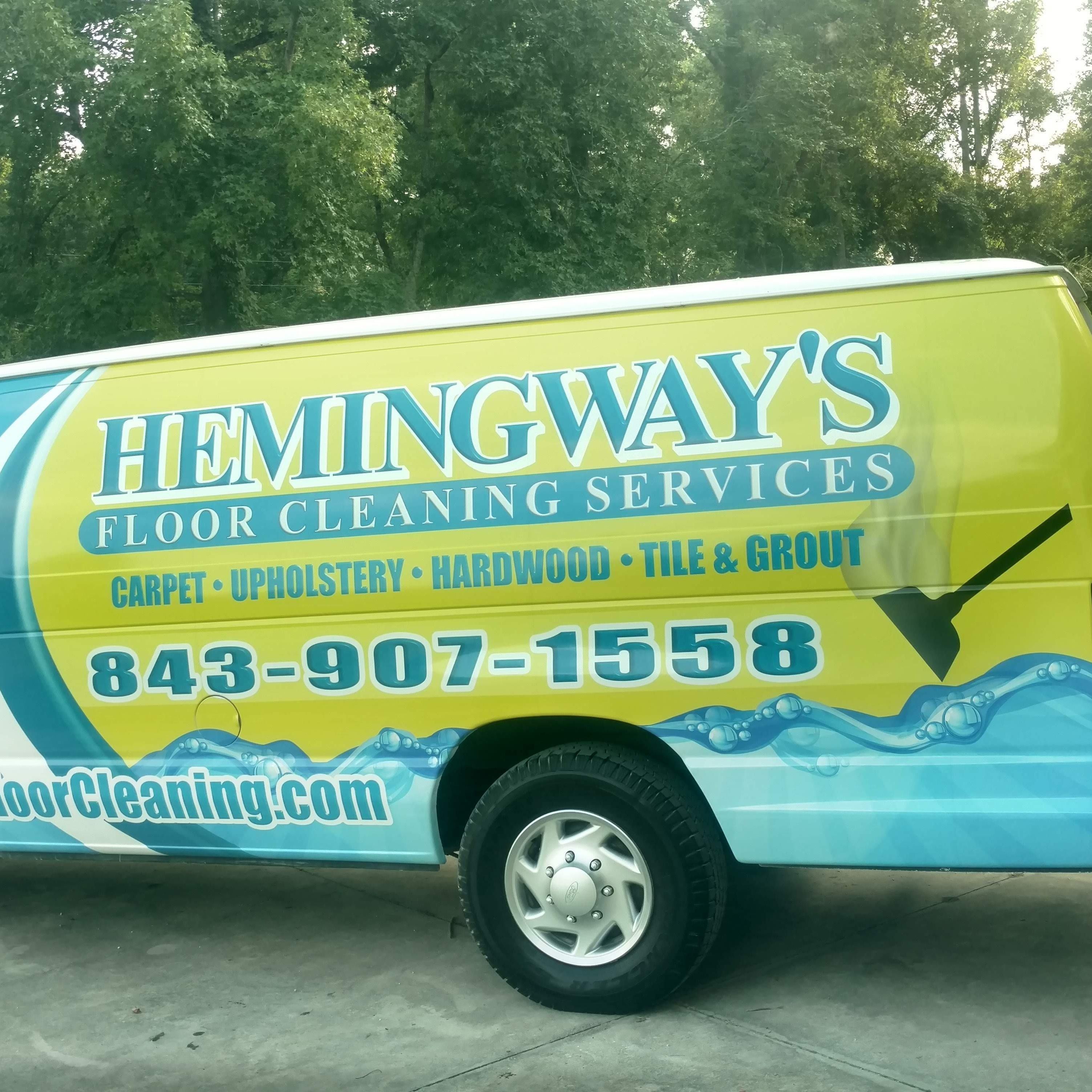 Hemingway's Floor Cleaning Service LLC