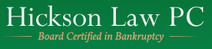 Bankruptcy Law in TX Austin 78759 Hickson Law PC 4833 Spicewood Springs Rd Suite 200 (512)253-4389