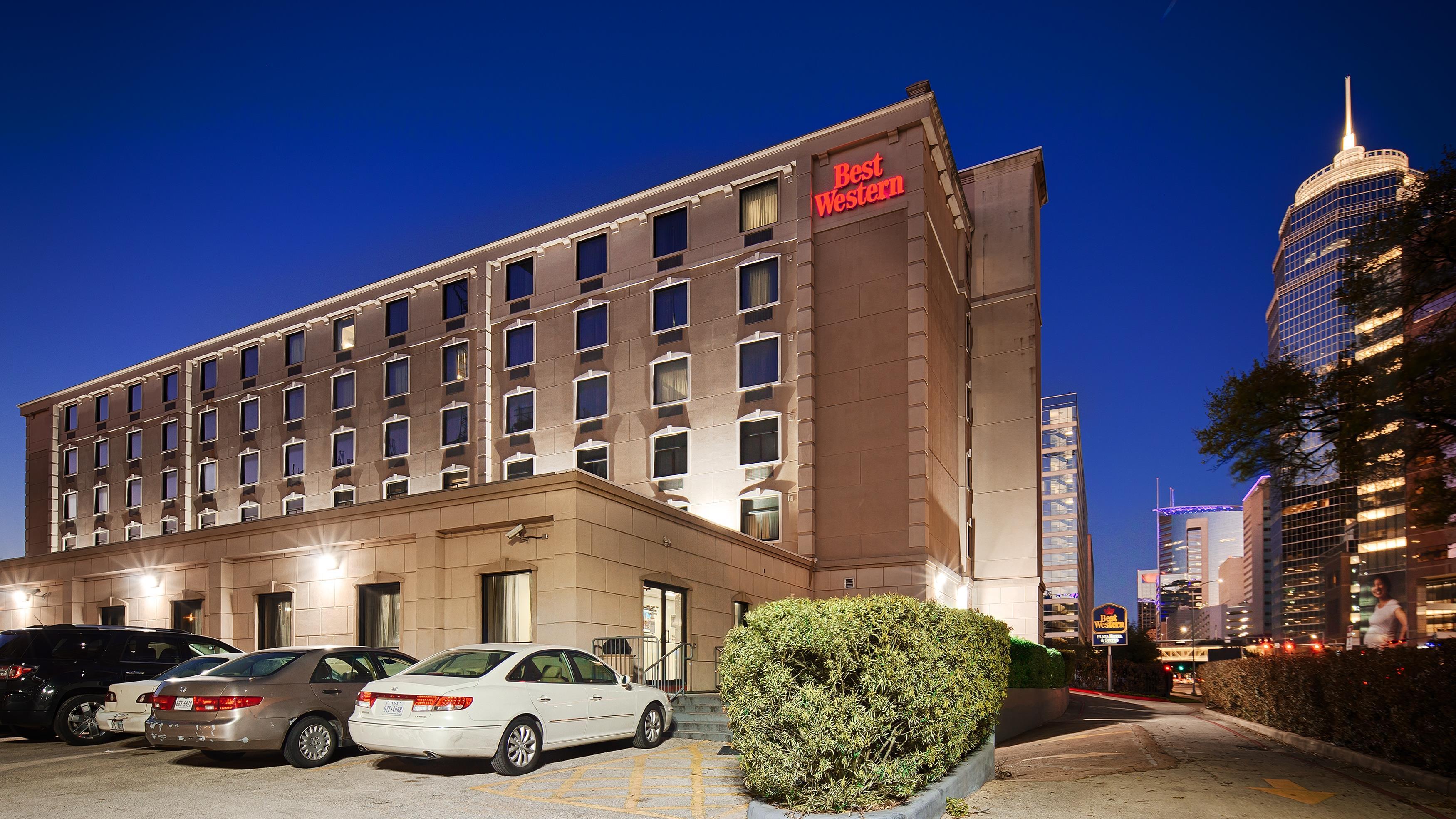Best Western Plaza Hotel Suites At Medical Center Houston