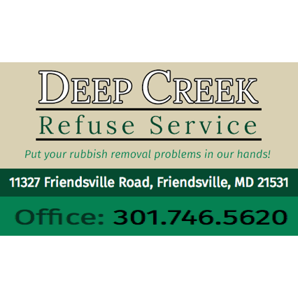 Deep Creek Refuse - Friendsville, MD - Debris & Waste Removal