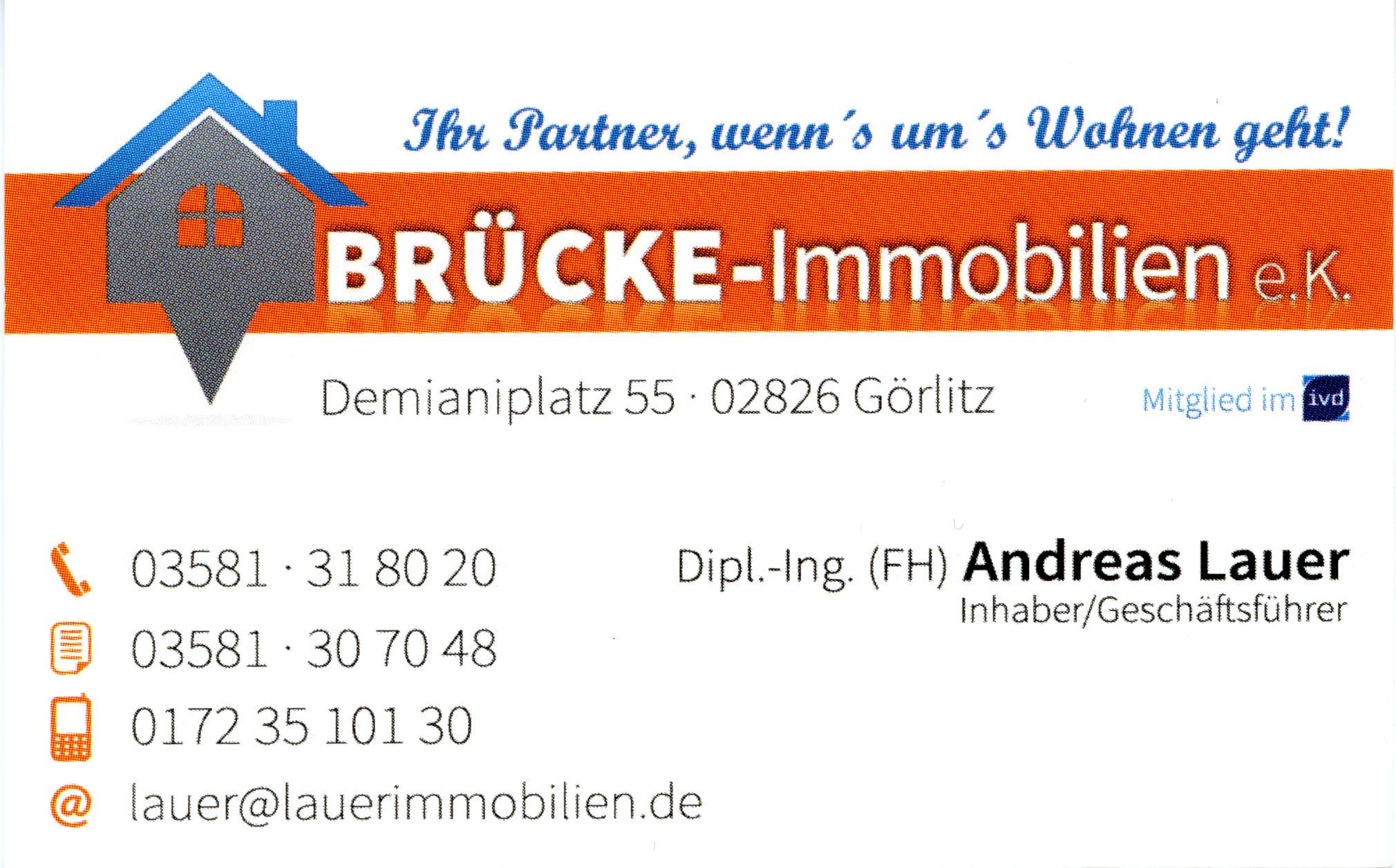 BRÜCKE - Immobilien e.K.