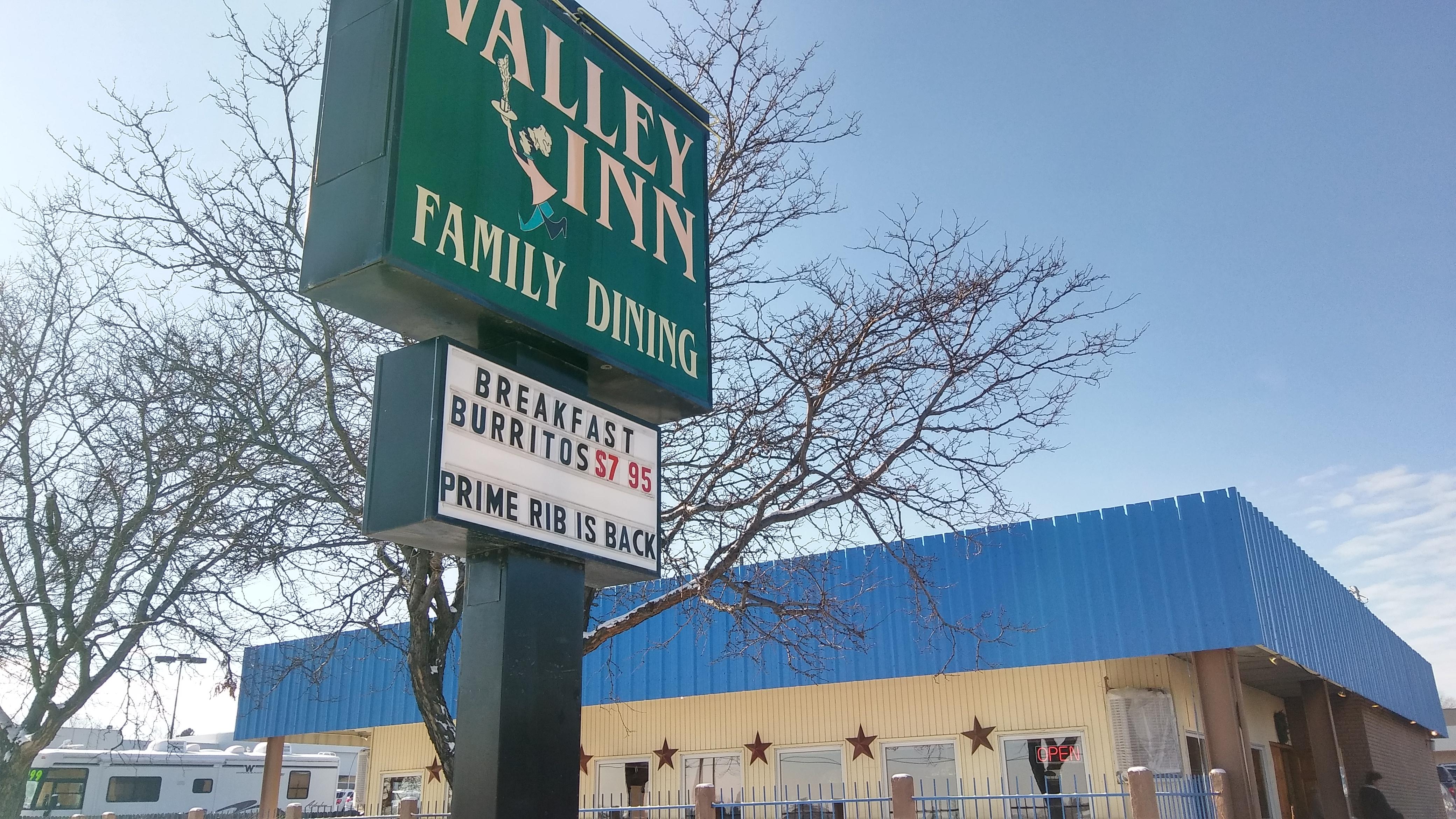 Valley Inn Restaurant