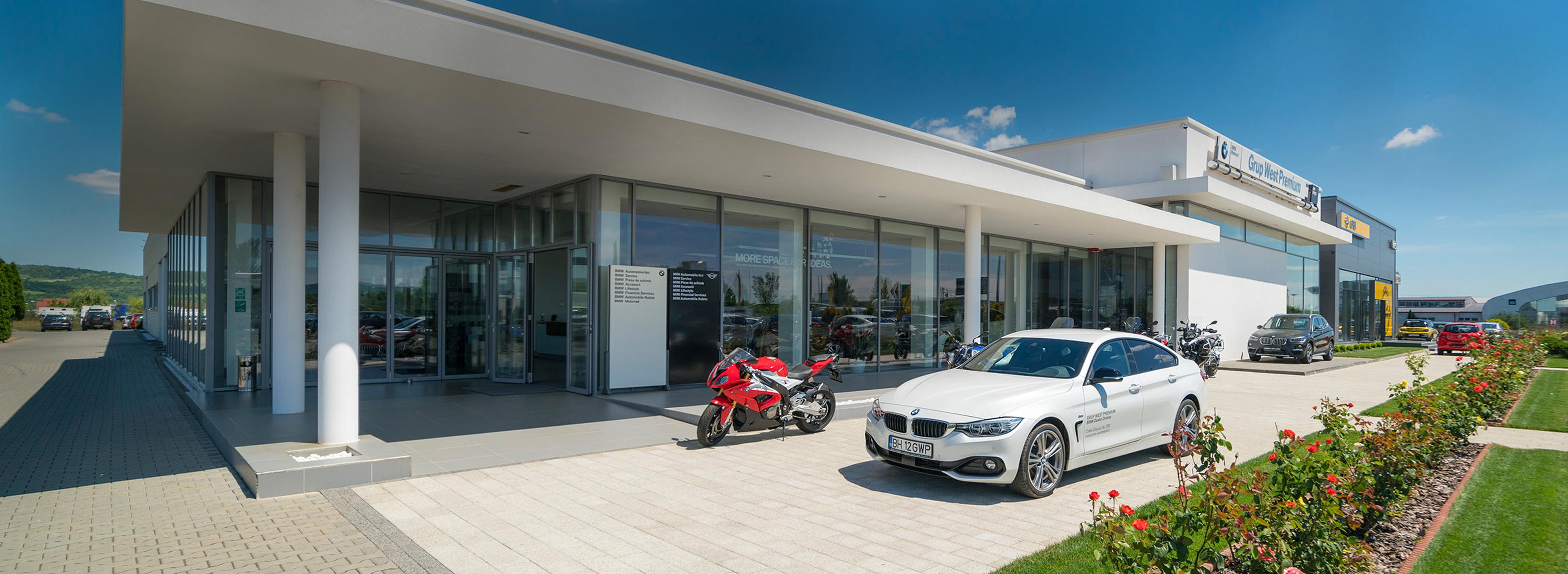 BMW Grup West Premium S.R.L.