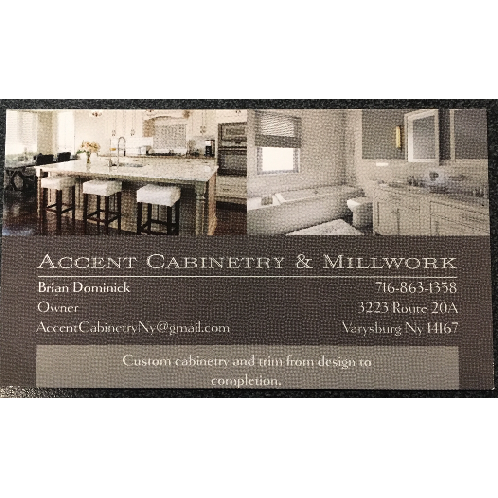 Accent Cabinetry And Millwork Coupons Near Me In Varysburg