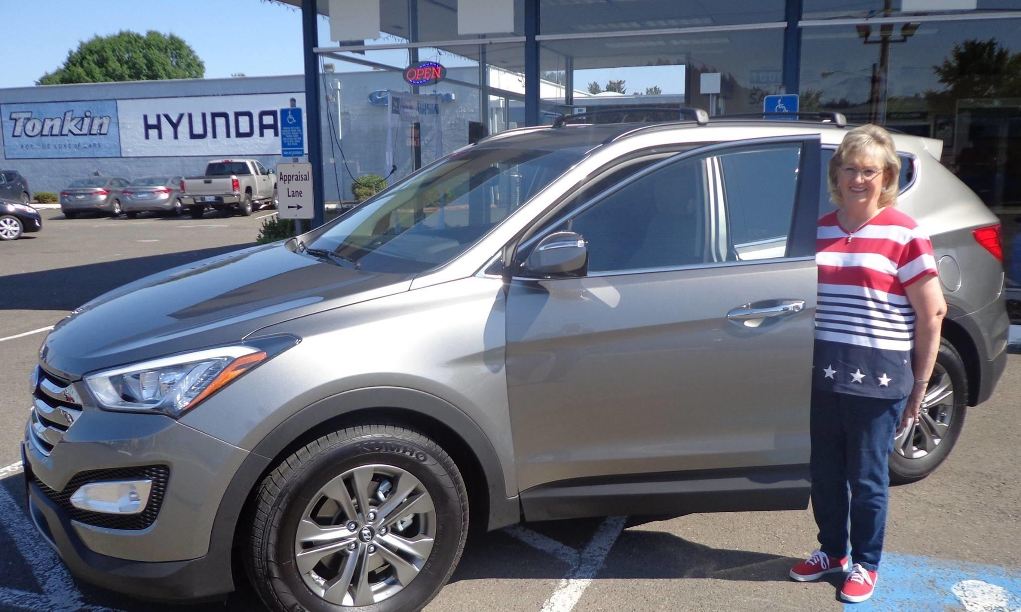 Ron tonkin hyundai in gresham or 97030 for Gresham honda service
