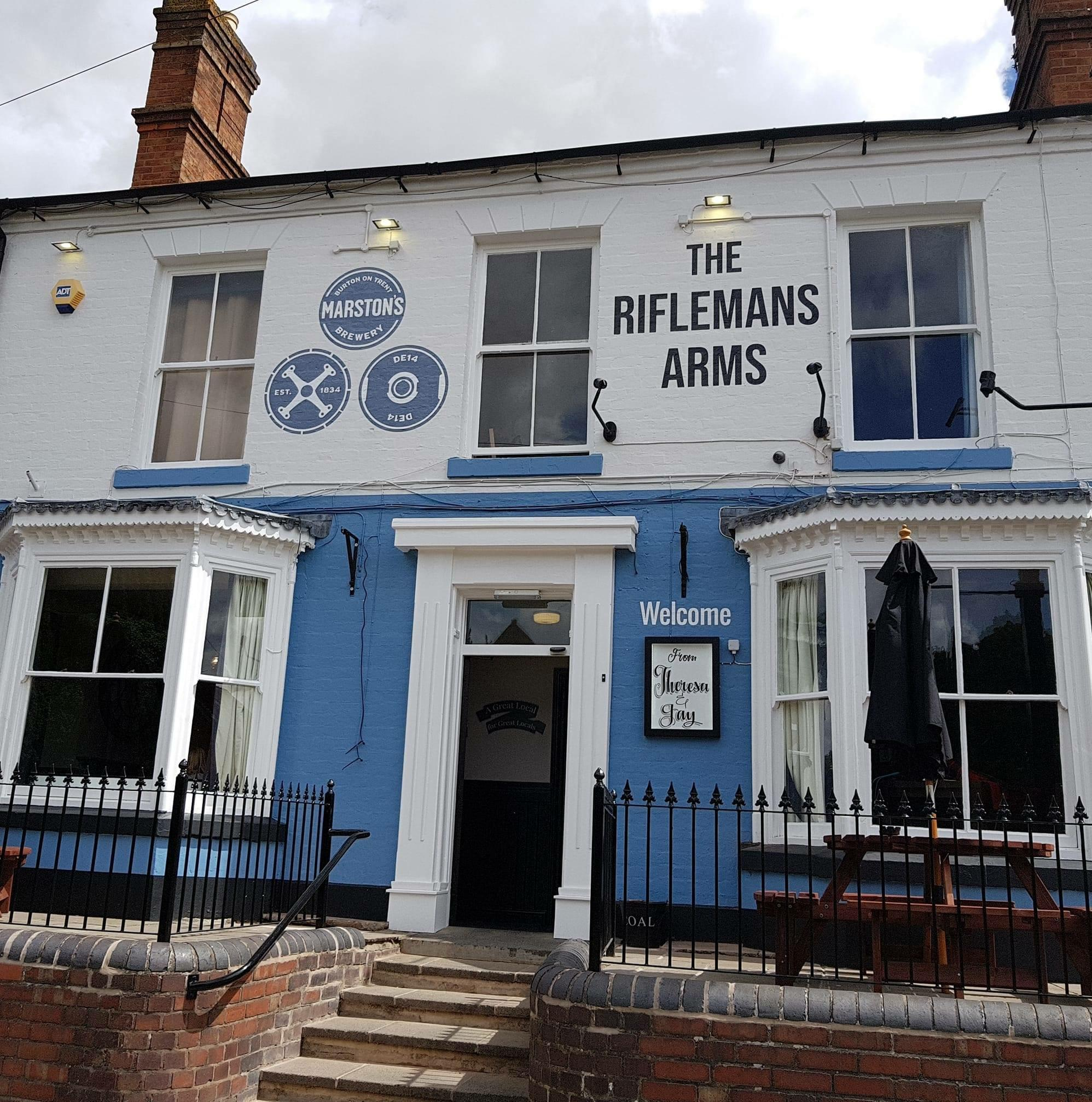 Riflemans Arms Droitwich