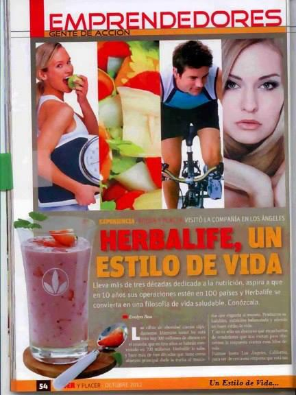 DISTRIBUIDORA INDEPENDIENTE DE HERBALIFE