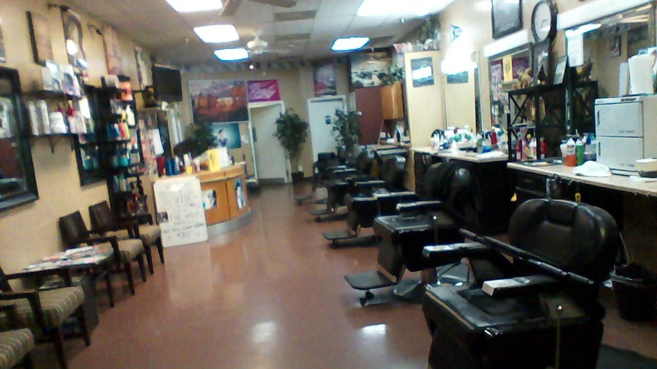 jj barber shop