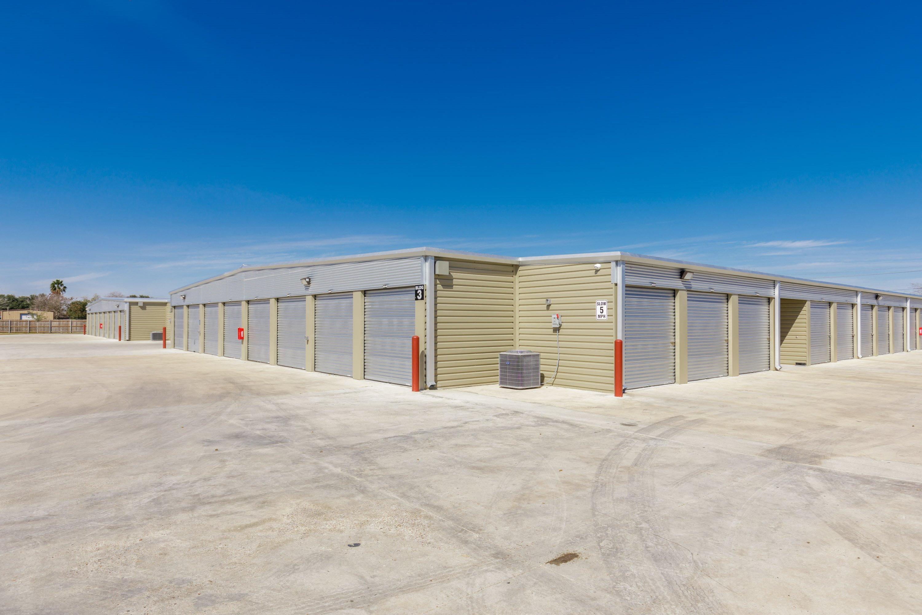 The Storage Company At Holly In Corpus Christi Tx