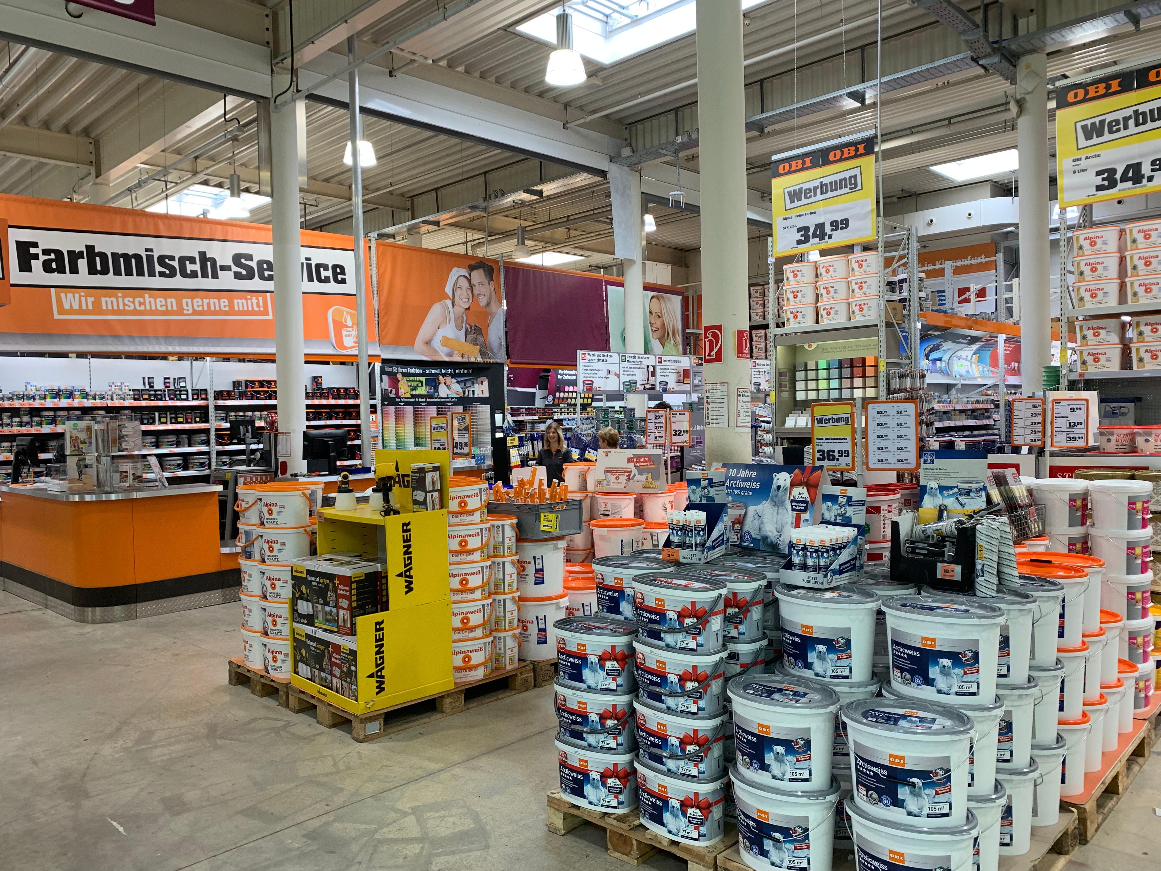 OBI Markt Klagenfurt