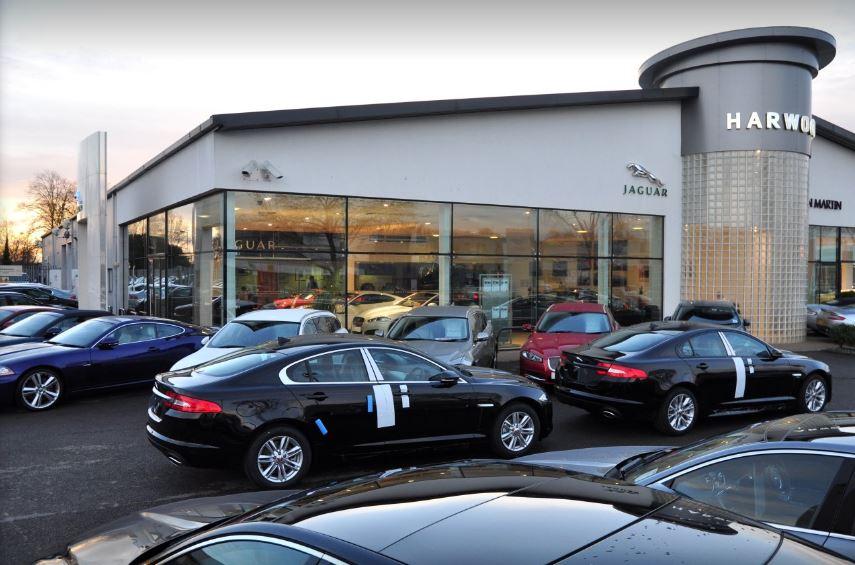 Harwoods Jaguar, Chichester