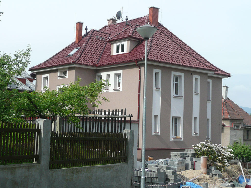 FILKO - betonová střešní krytina