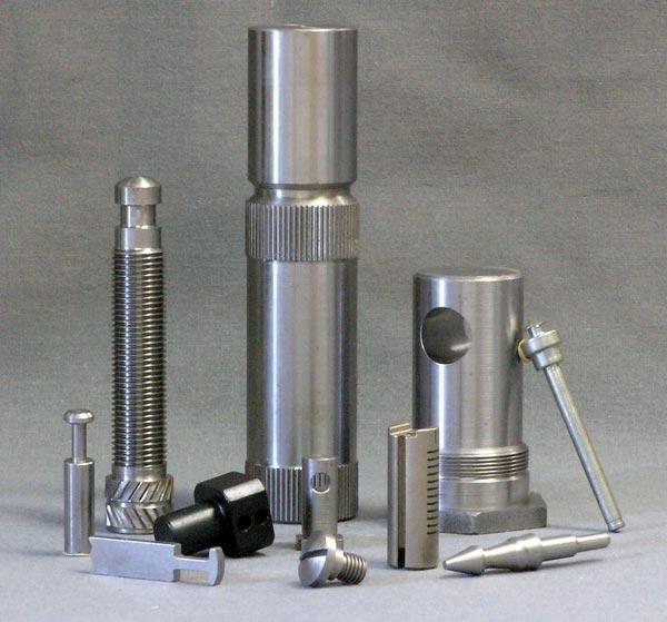 CNC Screw Machined Parts