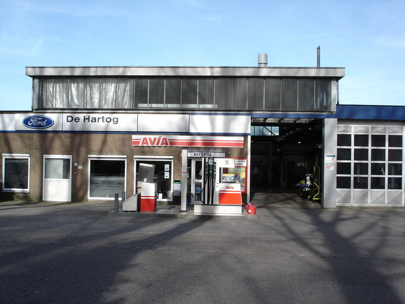 Autobedrijf Ford De Hartog BV