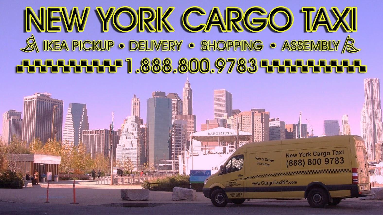 New York Cargo Taxi