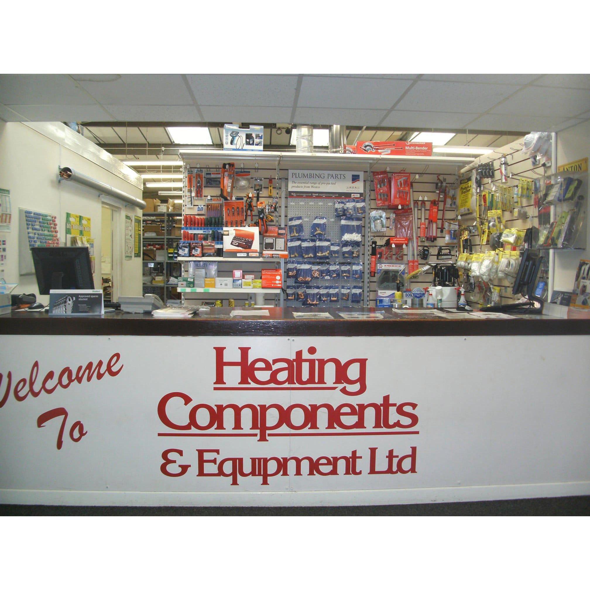 Heating Components & Equipment Ltd Logo