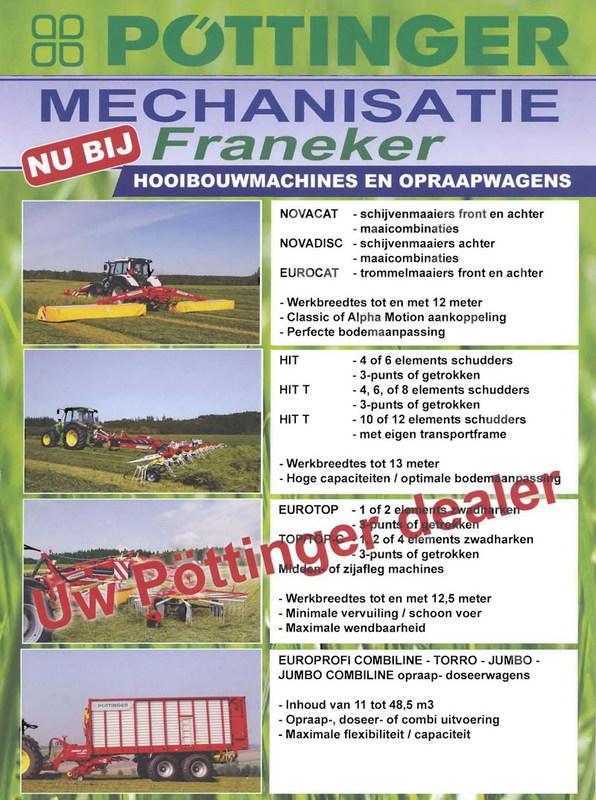 Mechanisatie Franeker