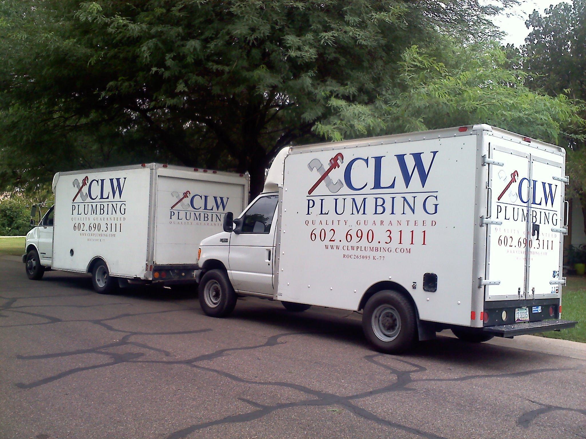 CLW Plumbing