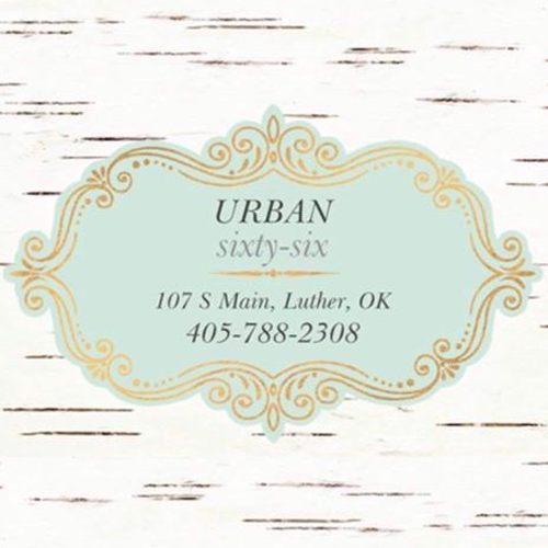 Urban Sixty Six - Luther, OK - Card & Gift Shops