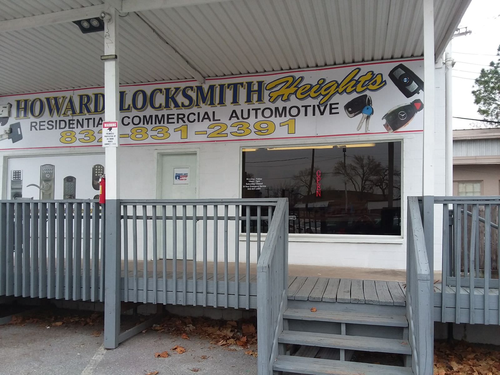 Howard Locksmith Houston Heights